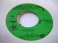 HEAR! Private Funky Rock 45 JOY RIDE Money Money on Chi