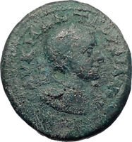 GORDIAN III 238AD Thessalonica Macedonia Victory Nike Ancient Roman Coin i73723