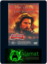 The Last Samurai (DVD) 2-Disc Set - Like New - Fast Free Post - Tom Cruise