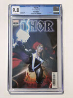 Thor #3 Variant CGC 9.8 - 1:25 Ratio Ryan Brown Cover Marvel Comics 4/ 2020 #729
