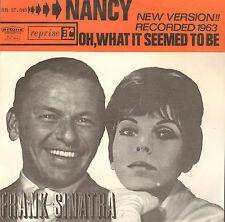 "FRANK SINATRA - Nancy (1963 VINYL SINGLE 7"" NICE DUTCH PS)"