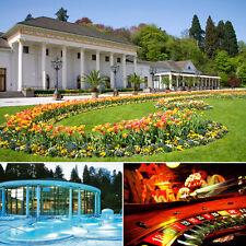 Wellness Urlaub Baden-Baden exklusive Suite 6 Tage Kurzreise mit Eintritt Therme