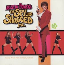 Soundtrack - Austin Power - The spy who shagged me - CD -