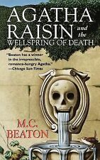 Agatha Raisin and the Wellspring of Death 7 by M. C. Beaton (1999, Paperback)