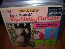 MOHAMMED EL BAKKAR exotic music of belly dancer ( world music ) lebanon