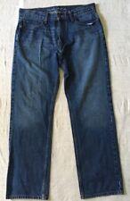 Men's Nautica Jeans Relaxed Light Wash Denim Size 34 X 32L