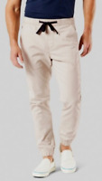 *Mens DENIZEN BEIGE EASY FIT TAPERED LEG TWILL JOGGER ACTIVEWEAR PANTS LEVI'S