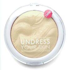 MUA  Makeup Academy undress your skin baked Highlighting powder iridescent gold