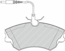 Ferodo FDB1124 Front Axle Premier Car Brake Pad Set Replaces 6025315867