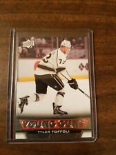 Upper deck UD 2013-14 young guns Tyler Toffoli YG montreal canadiens