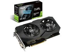ASUS Dual GeForce® GTX 1660 SUPER™ EVO - OC Edition - 6GB GDDR6 - Axial Tech