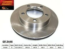 Disc Brake Rotor-4WD Front Best Brake GP5446