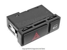 BMW E46 E53 (99-08) Central Locking Switch with Hazard Warning FEBI + Warranty