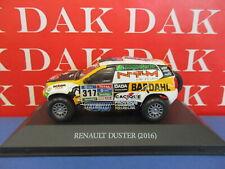Die cast 1/43 Modellino Auto Renault Duster Rally Dakar 2016