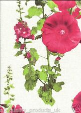 Lutece Wallpaper, Floral Red Flowers, Featured Wall, BNIB, RRP £29. 51132103