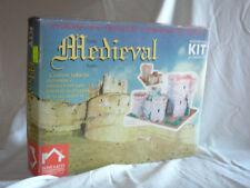 Castello medioevale  kit in mattoni 1/87  Domus