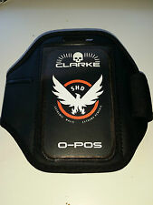 """GAME, AIRSOFT, COSPLAY SHD """"THE DIVISION"""" PERSONALISED ARMBAND"""
