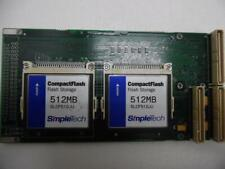 RAMIX PMC235 Embedded Disk PMC Module w / 2-512MB Compact Flash