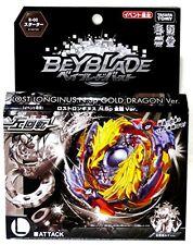 Event limited Beyblade burst B-00 starter lost Longinus Japan