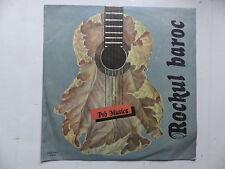 PRO MUSICA Rockul baroc ST EDE 03443 PROG ROUMANIE