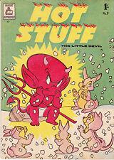Hot Stuff The Little Devil  No9 (1959) Australian Comic