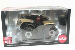 Limited Edition Siku Claas Xerion 5000 duals Tractor 1:32 3271-302 TRAKTOR stotz