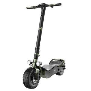 Trottinette électrique Bongo Serie Z Off Road Dark Green 1100 W MAX