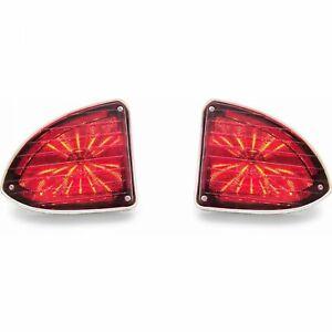 1960 - 1966 Chevy Suburban LED Tail Light Conversion Kit - LED Panel Kit