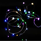 Fashion 10/20 LED Fairy Light Copper Wire String Lights Stand XMAS Halloween