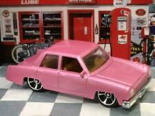 The Simpsons Homer's Pink Car 1/64 Scale Hard To FInd Z10