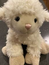 New ListingBuild A Bear Workshop Cute Fluffy Lamb Sheep Plush Stuffed Animal