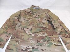 ARMY ISSUE MULTICAM TOP FLAME RESISTANT FRACU LARGE/REGULAR COMBAT UNIFORM A8