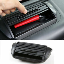 Car Console Roll Storage Box Holder For Jeep Wrangler & Unlimited JK 2011 UP ABS