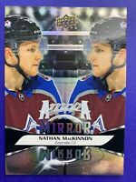 2020-21 Upper Deck MVP Mirror Mirror #MM-2 Nathan MacKinnon Colorado Avalanche