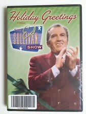 Holiday Greetings From The Ed Sullivan Show - NEW DVD (eb6)
