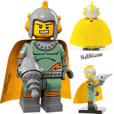 LEGO Minifigures Series 17   710138 Collectible Opened pack No:11 Retro Spaceman