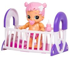 Little Live Bizzy Bubs Bouncing Baby Gracie Ages 5+ Toy Doll Play Crib Girls Fun