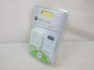 XBOX 360 MEMORY UNIT 64MB Boxed B4C Official Microsoft Import Japan Game 0511