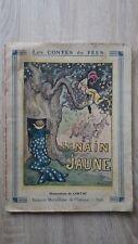 IMAGERIE Merveilleuse de l'enfance PARIS Le Nain Jaune ill. LORTAC vers 1950