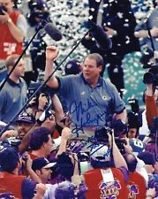 Mike Holmgren signed 8x10 photo *PACKERS*