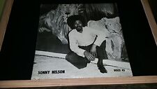 "SONNY NELSON  "" JEALOUSY / SUNSHINE ""  12""  Private Press (NEW SEALED)"