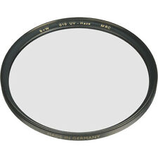 New B+W 49MM CLEAR UV HAZE MRC (010M) Filter by Schneider Optics 49 mm Filters