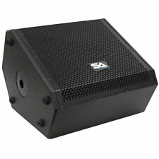 Compact 12 Inch 2-Way Coaxial Floor / Stage Monitor with Titanium Horn - 250W