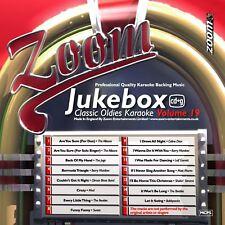 Zoom Karaoke CD+G CDG - Jukebox Series Volume 19: Classic Oldies Brand Neu