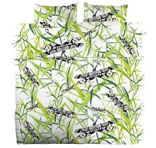 DRAGONFLIES VALLILA KORENTO DRAGONFLY 3PC FULL QUEEN DUVET COVER ~ NATURE FLORAL