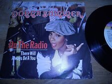 """DONNA SUMMER """"ON THE RADIO"""" NCB CASABLANCA RECORDS 1979 USED OUT OF PRINT SCARCE"""