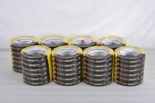 LOT OF 48 - 3M Automotive Refinish Paint Masking Tape 18mm x 32m, 3/4in x 35yd