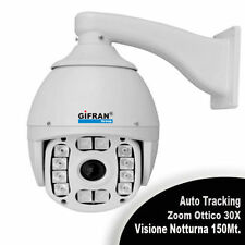 Speed Dome Auto tracking PTZ Telecamere videosorveglianza Pan Tilt CCD 1/3 Sony