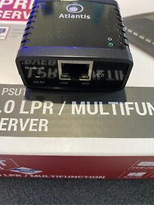 PRINT SERVER ATLANTIS A02-PSU1 1P USB2.0 1P LAN