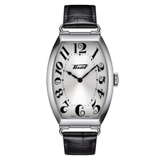 Tissot Heritage Porto Stainless Steel Silver Dial Men's Watch T128.509.16.032.00